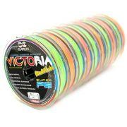 Linha Maruri Multiflamento Victoria 8 Fios Colorida - 100 Mts