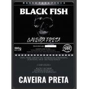 Massa Black Fish Caveira Preta - 500 gr