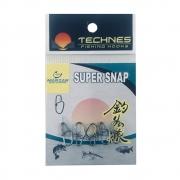 SUPER SNAP TECHNES - C/ 05 UNID.