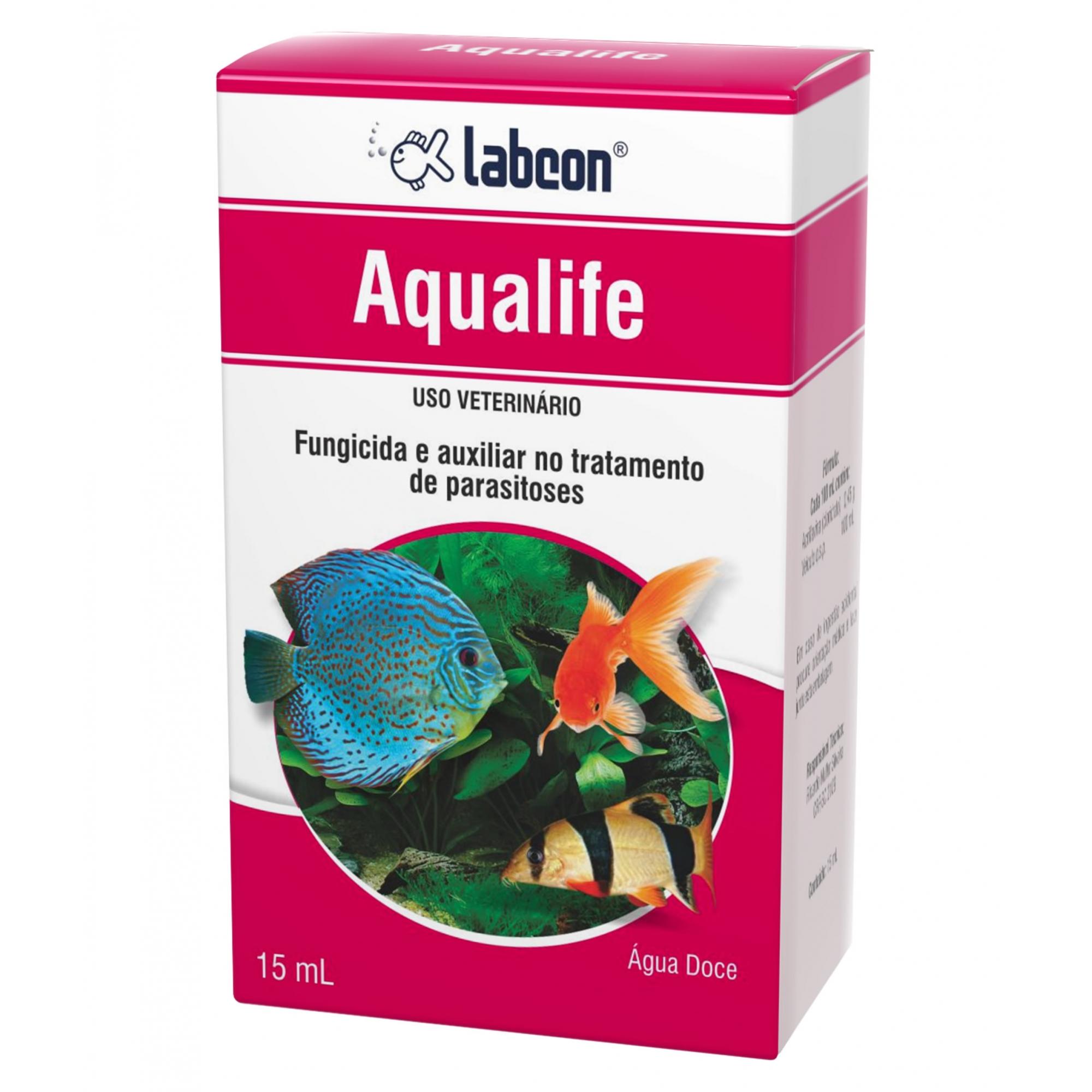 Alcon Labcon Fungicida Aqualife - 15ML