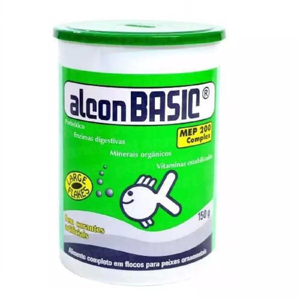 Alimento Alcon Basic