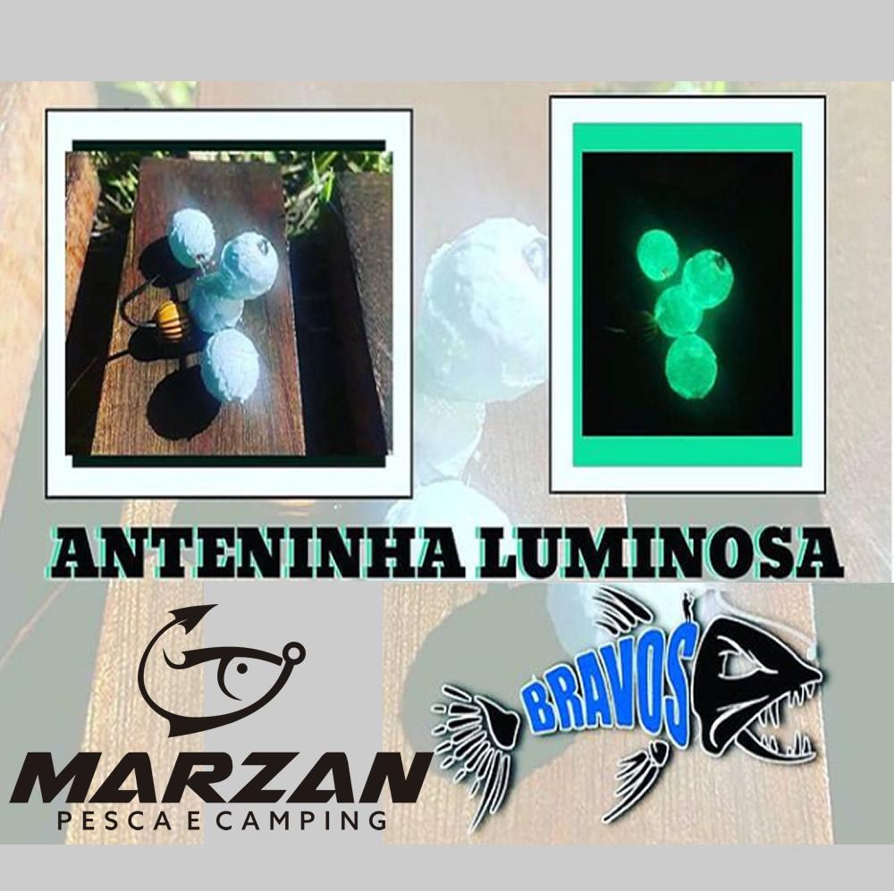 Anteninha Fantasminha Bravos - Brilha no Escuro