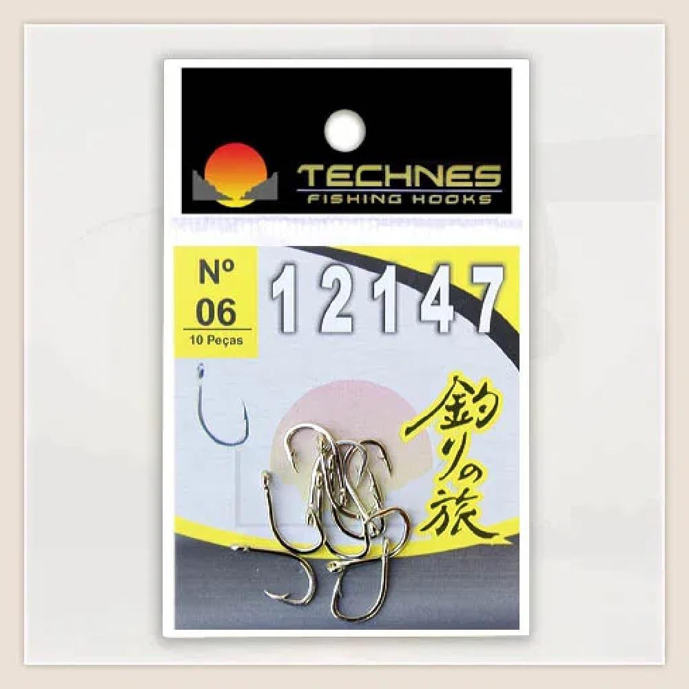ANZOL 12147 TECHNES - C/ 10 UNID