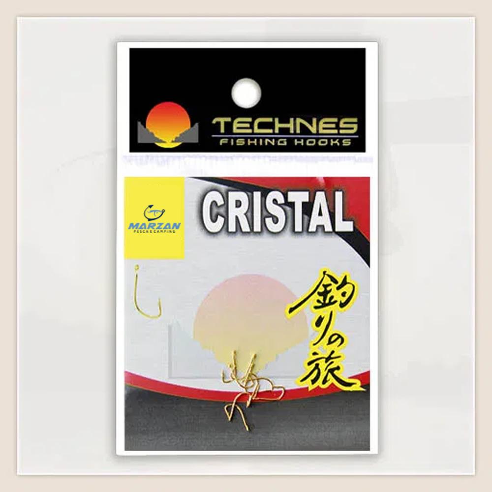 ANZOL CRISTAL TECHNES - C/ 10 UNID