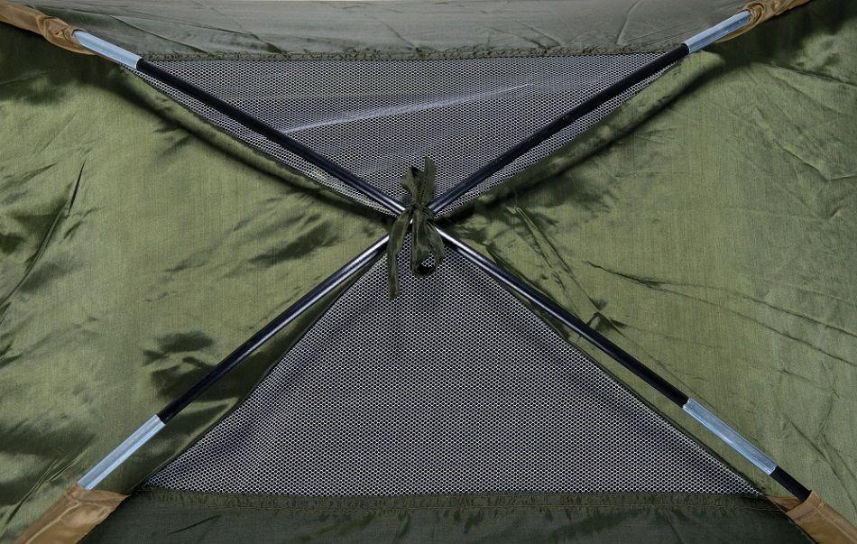 Barraca Mor Iglu Verde Eco - 2 Pessoas