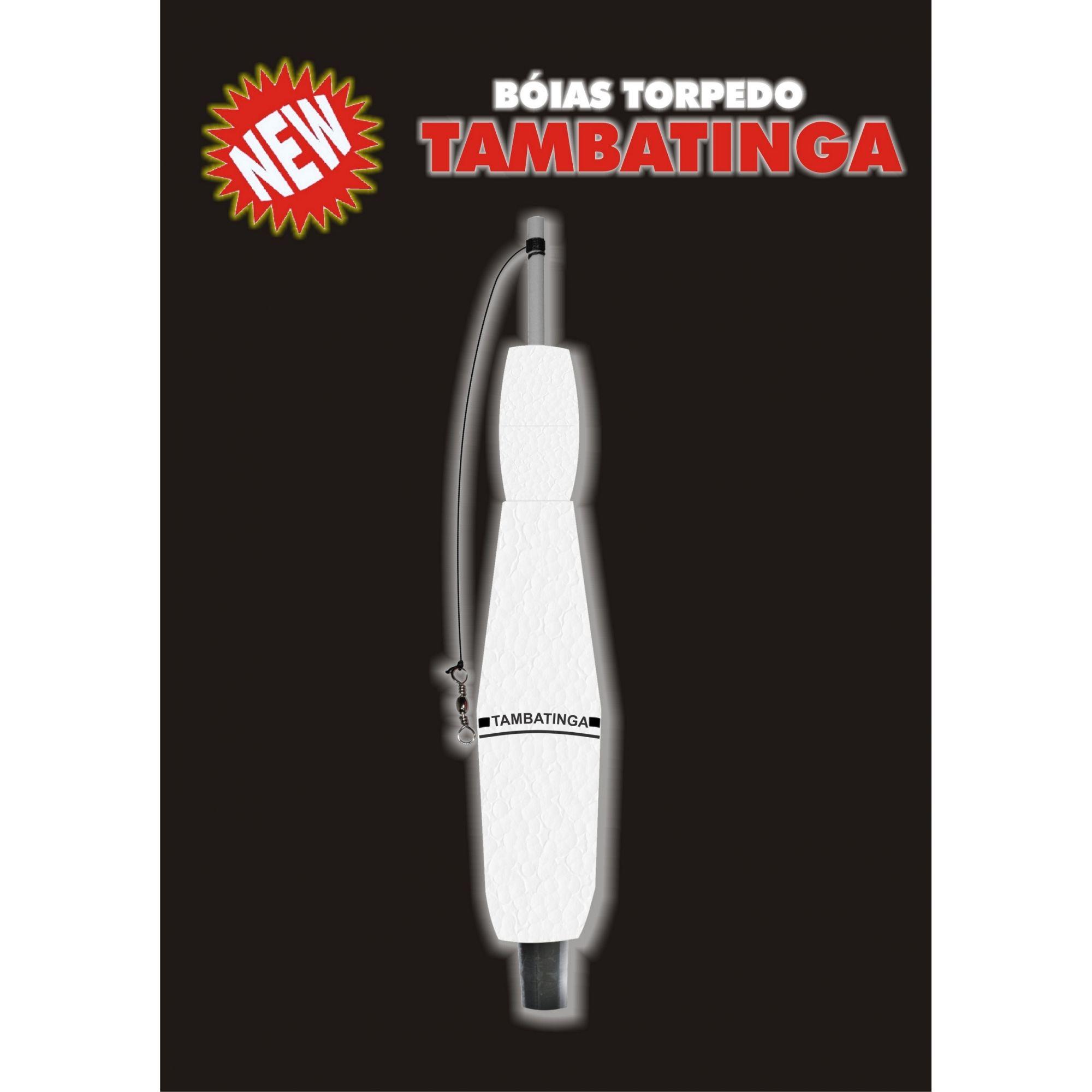 Boia Torpedo Tambaqui JR - Ref. 234/235/239