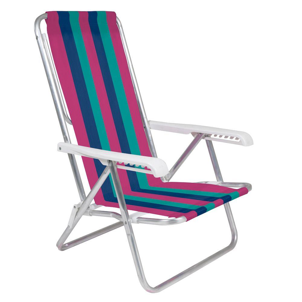 Cadeira Reclinavel 4 posições Mor