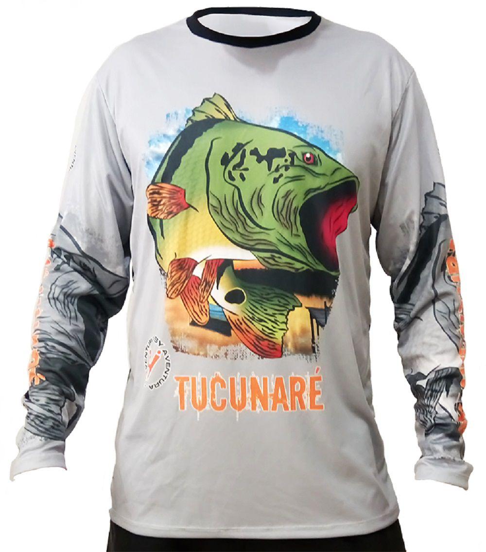 Camiseta By Aventura Tucunare 1717
