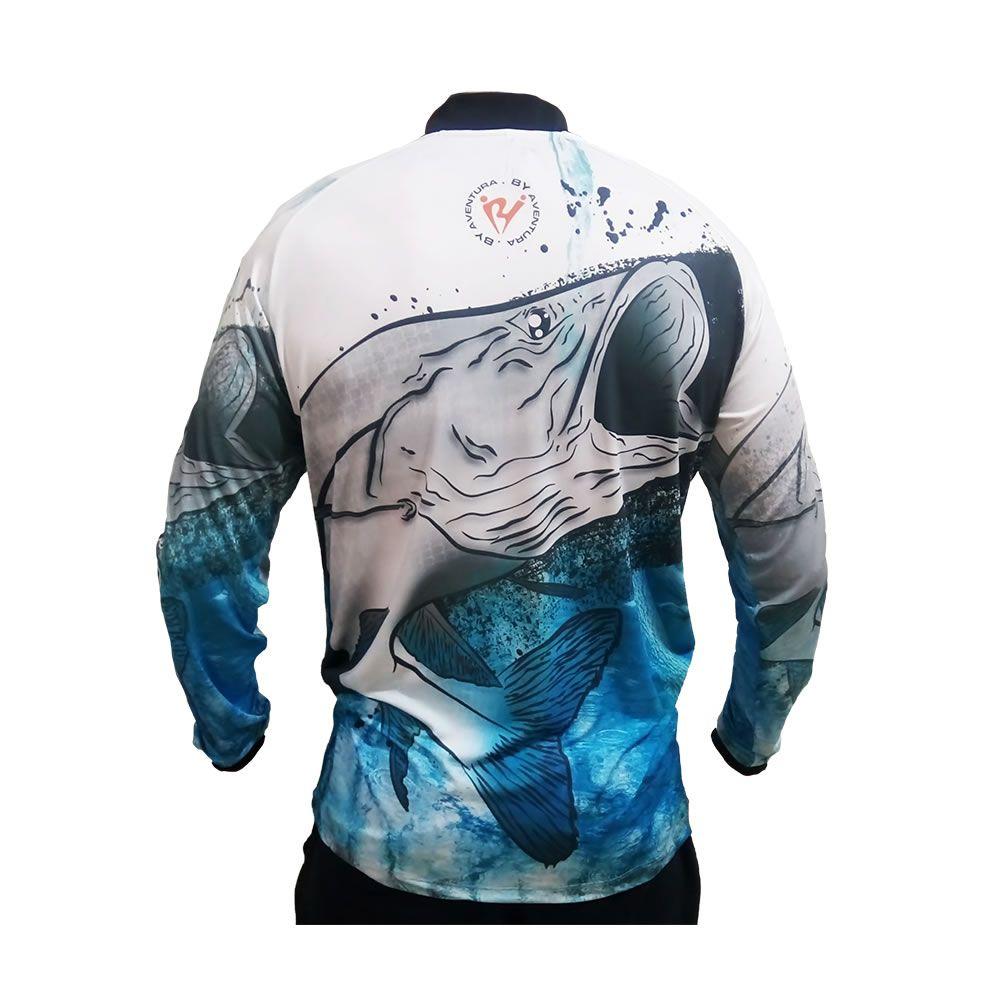 Camiseta De Pesca By Aventura Robalo 1706