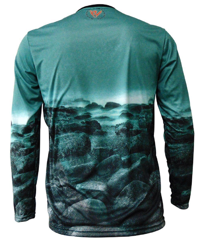 Camiseta De Pesca By Aventura Tilápia Verde 1804