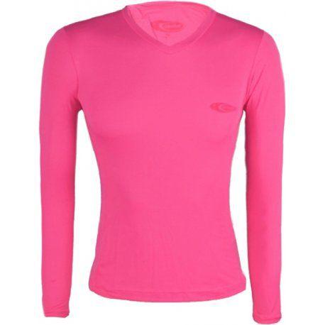 Camiseta Softline Cardume Feminina Rosa