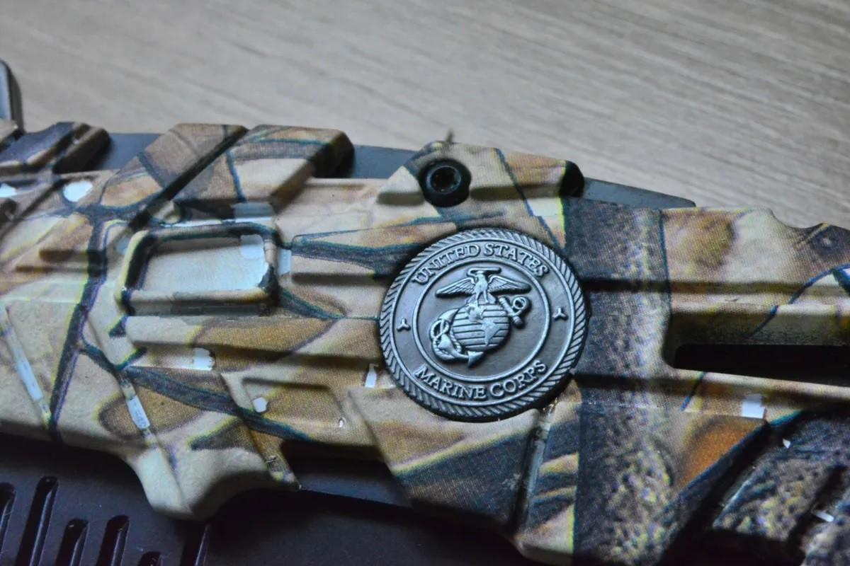 Canivete Camuflado - HZ0896