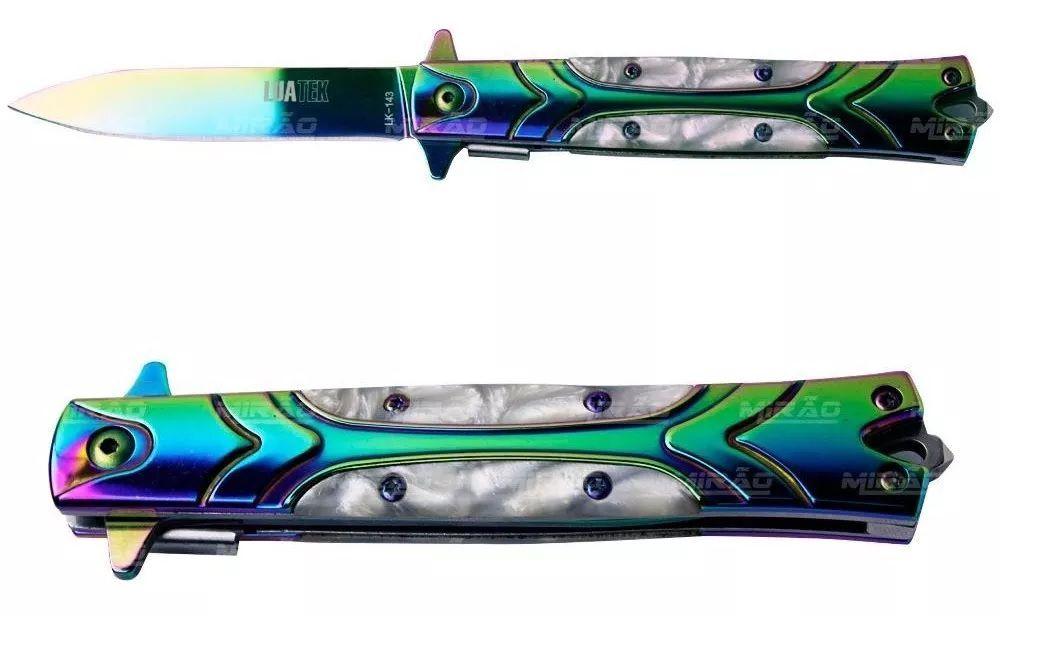 Canivete Dobrável - Lk-143