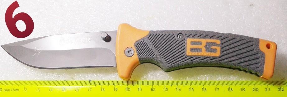 Canivete Gerber Bear Grylls