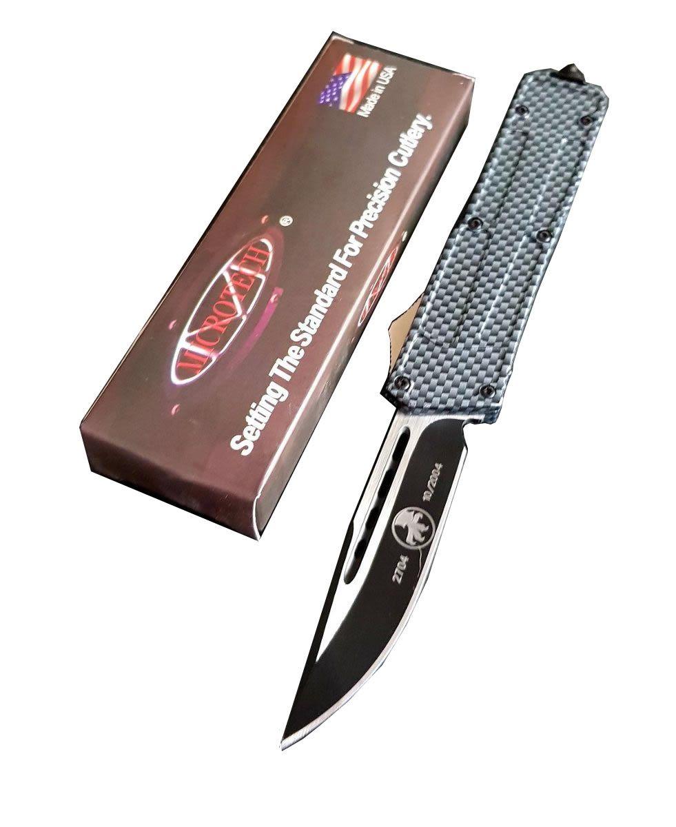 Canivete Saque Rápido Automático Xadrez