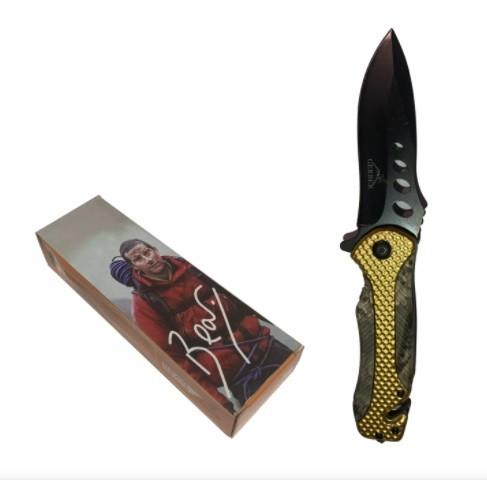 Canivete sobrevivencia a prova de tudo