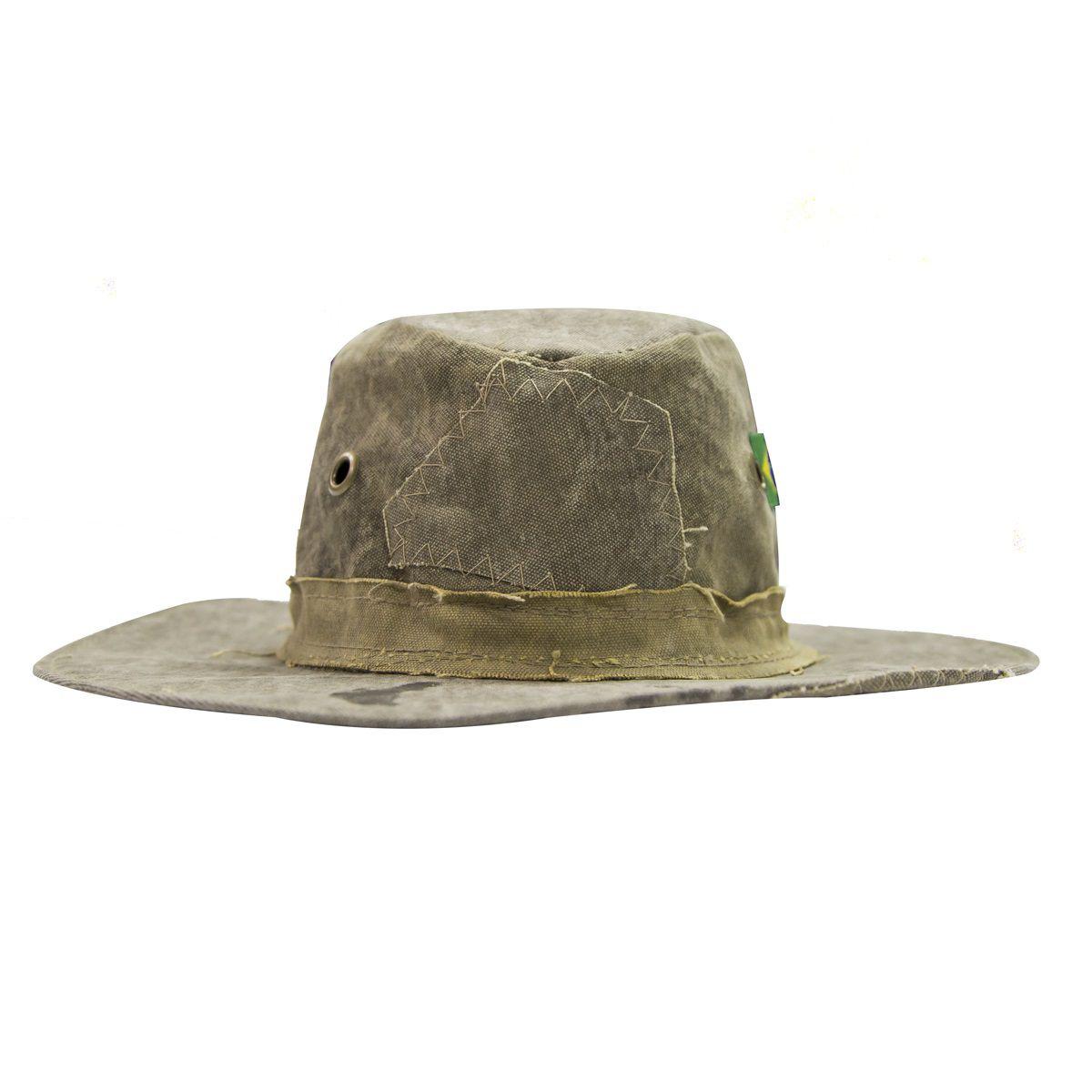 Chapéu de Lona de Caminhão