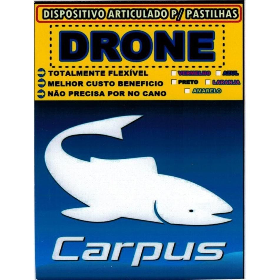 Chuveirinho Articulado Drone Carpus