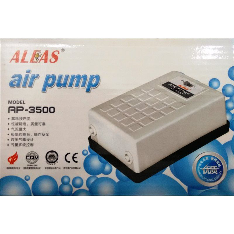 Compressor De Ar Aleas Jeneca Ap-3500