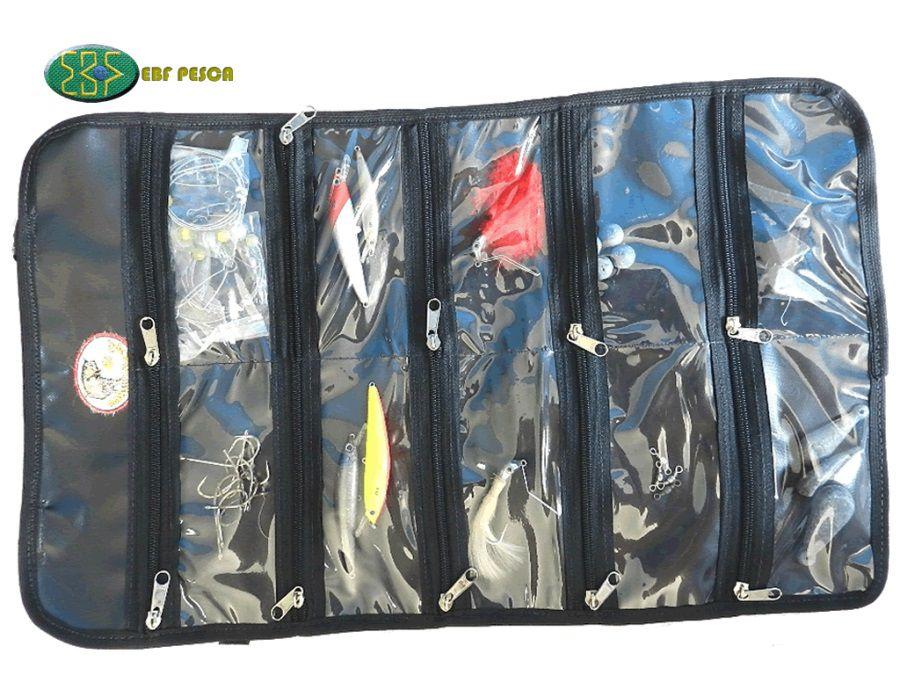 ESTOJO MULTIUSO DE ENROLAR BOX-10