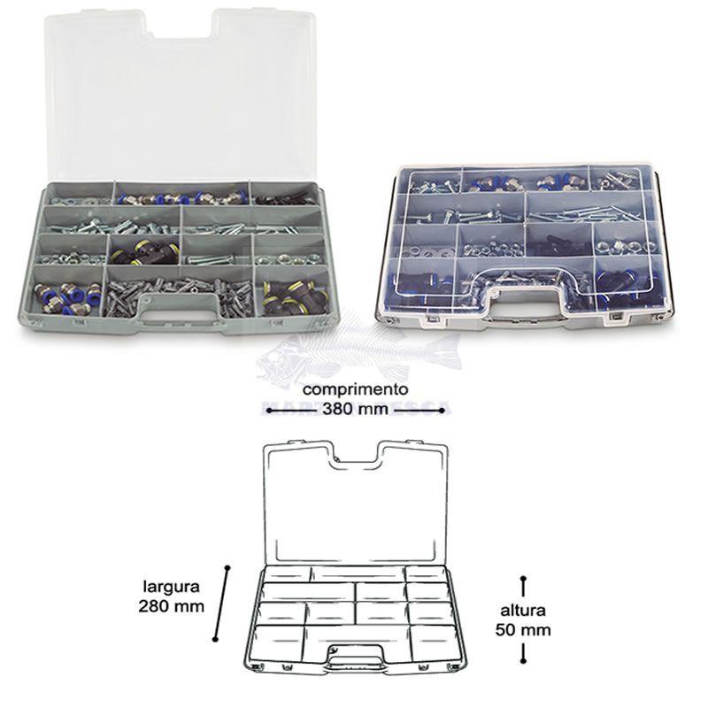 Estojo Organizador Master Case 8003