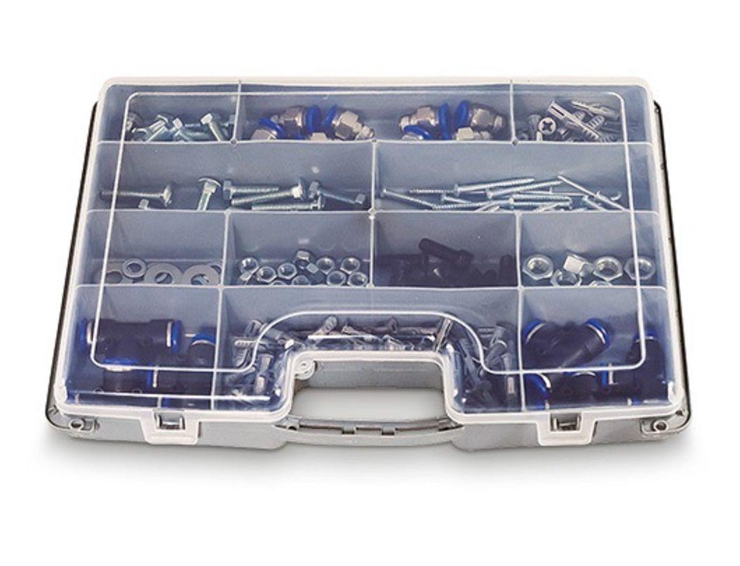 Estojo Organizador Master Case 8003 Arqplast