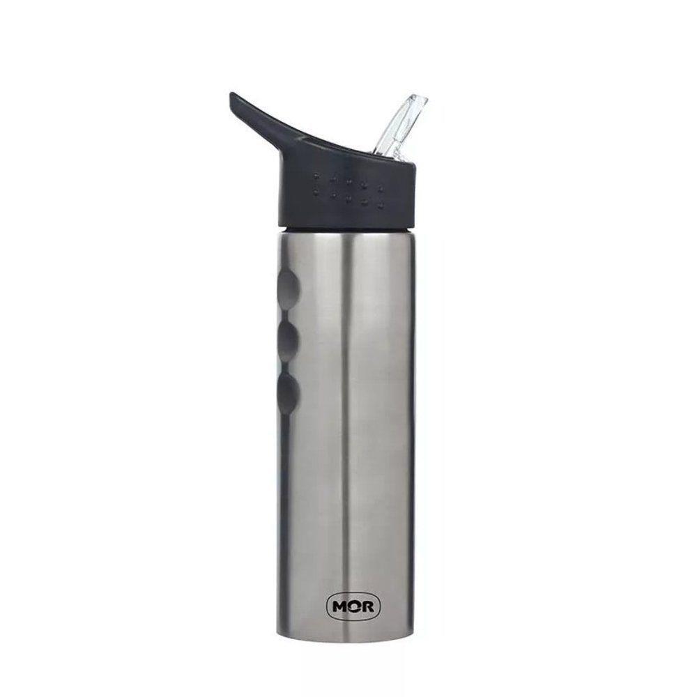 Garrafa de Aço Inox Mor Sport To Go 750 ml