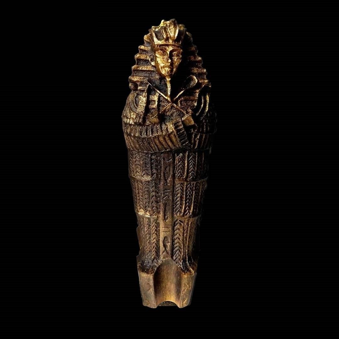 Isca Artificial Deconto Biruta Tutankhamon Halloween Edition
