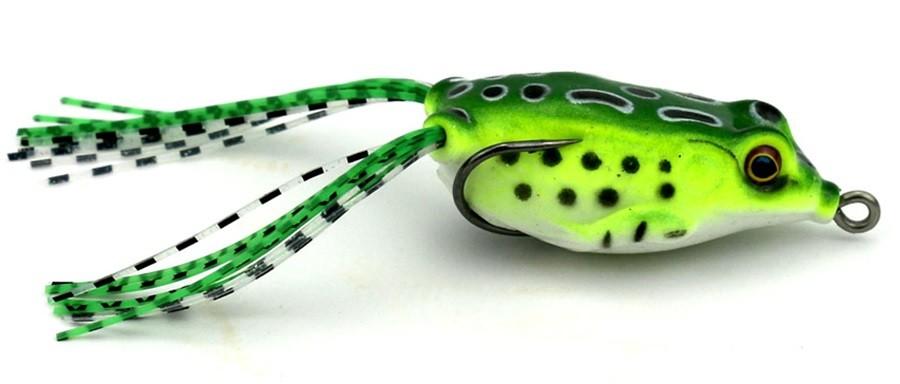 Isca Artificial Sapo Frog Anti Enrosco