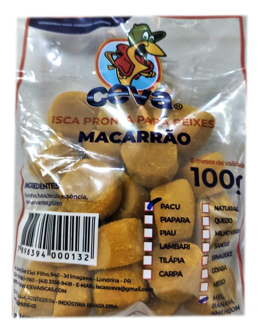Isca Ceva Macarrão Pronto