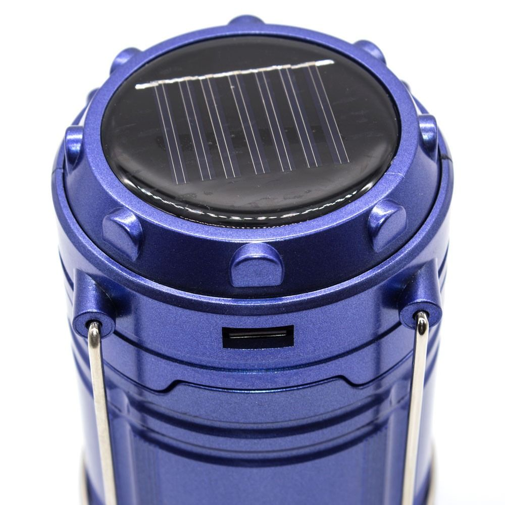 Lampião Luminária Solar