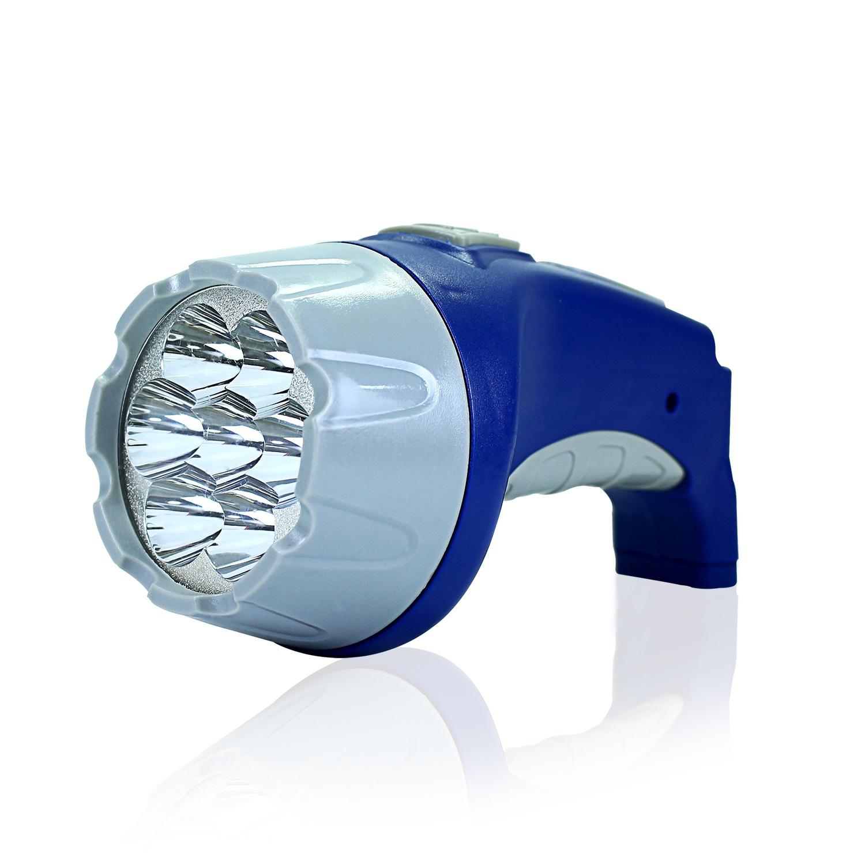 Lanterna De Led Recarregável Bivolt MBLED - LY84416