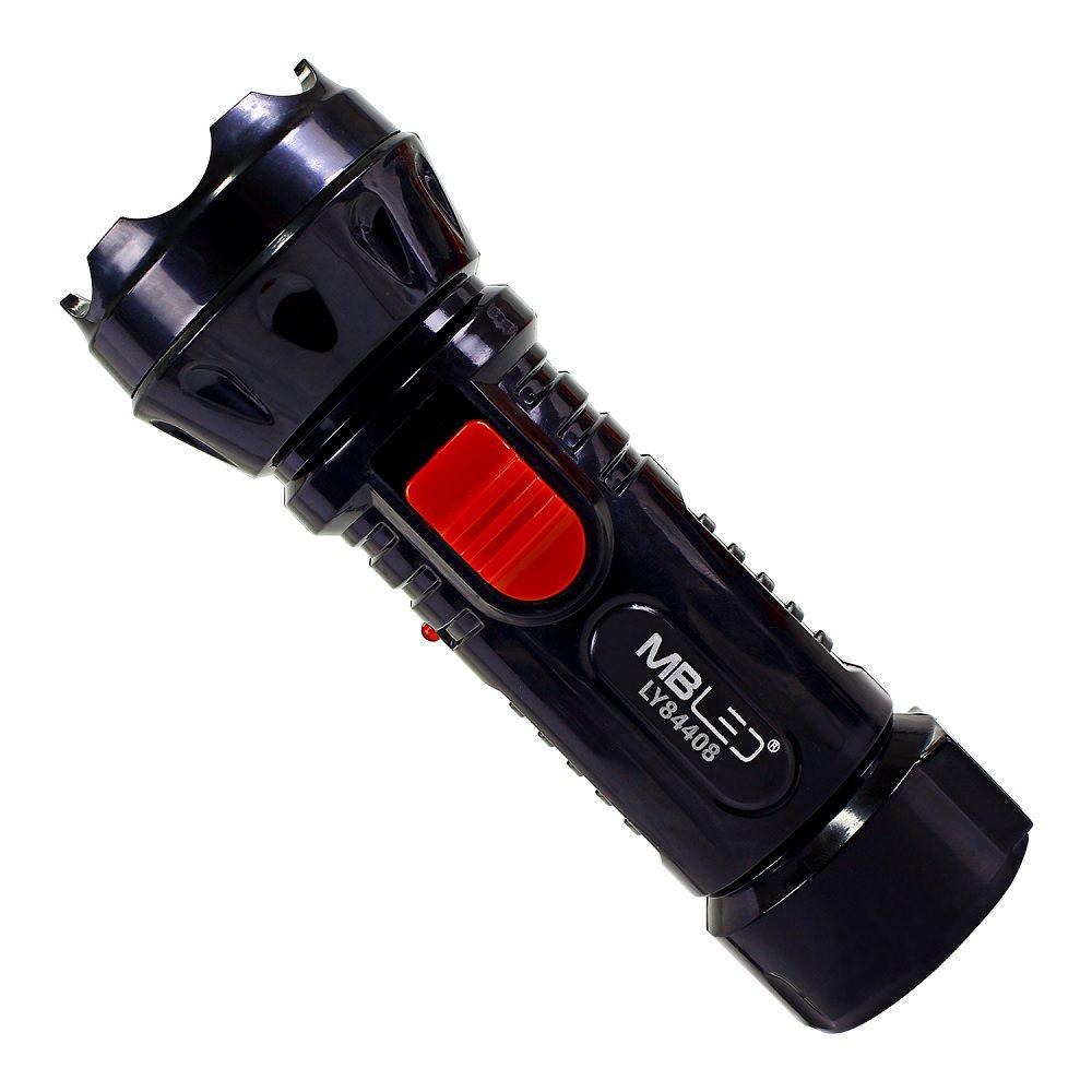 Lanterna De Led Recarregável Bivolt MBLED - LY84408