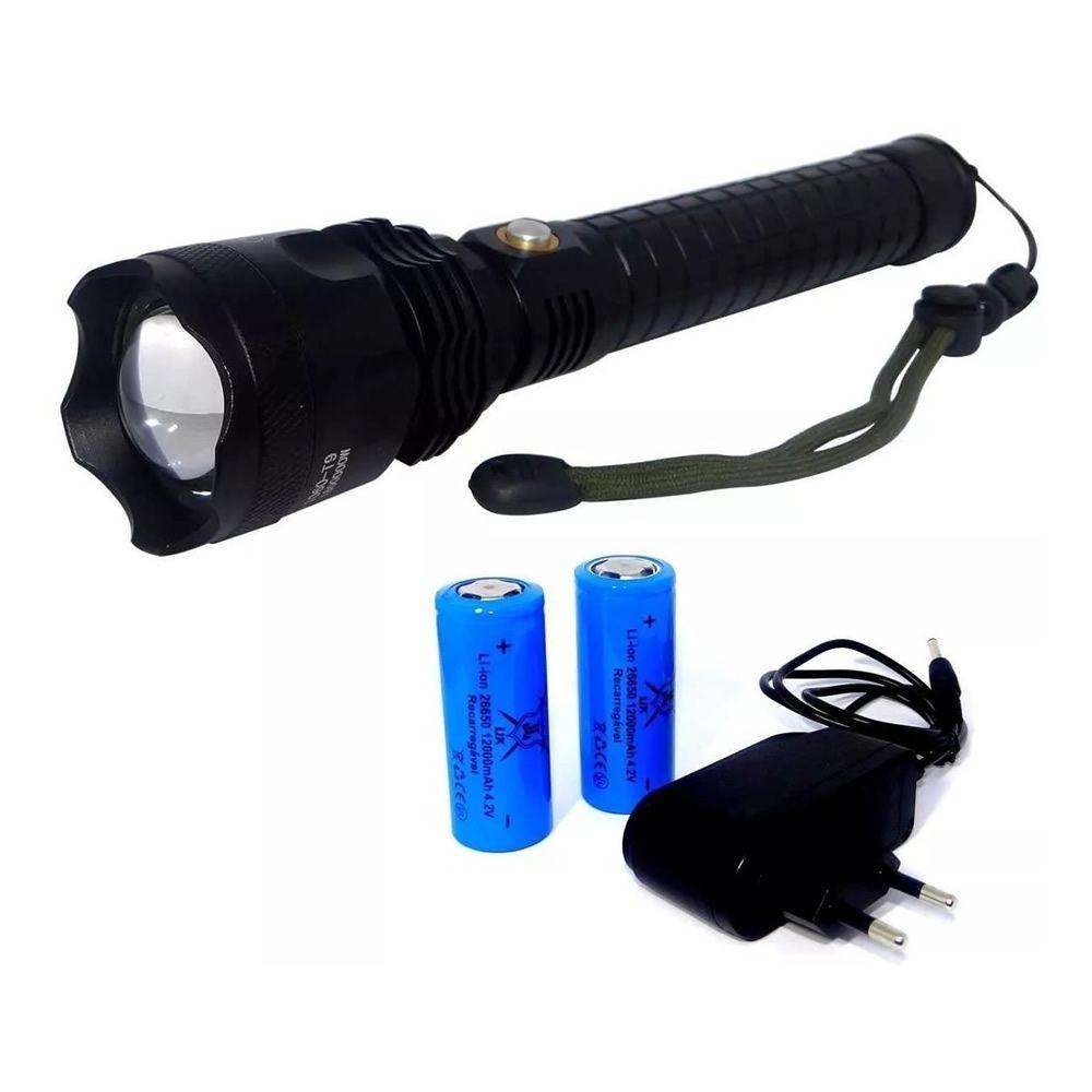 Lanterna Tática Holofote HX-1060 T9 Original