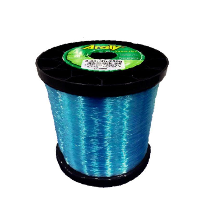 Linha Araty Ultra Azul Royal - Carretel 250 gr - 0,25 mm