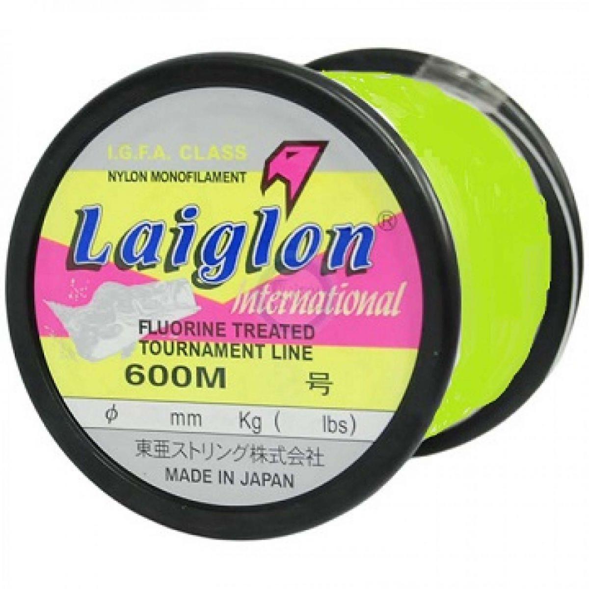 Linha De Pesca Marine Sports Laiglon - 600 Metros