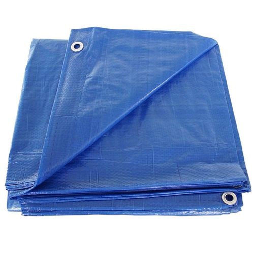 Lona De Plástico 2m X 2m Bestfer Azul