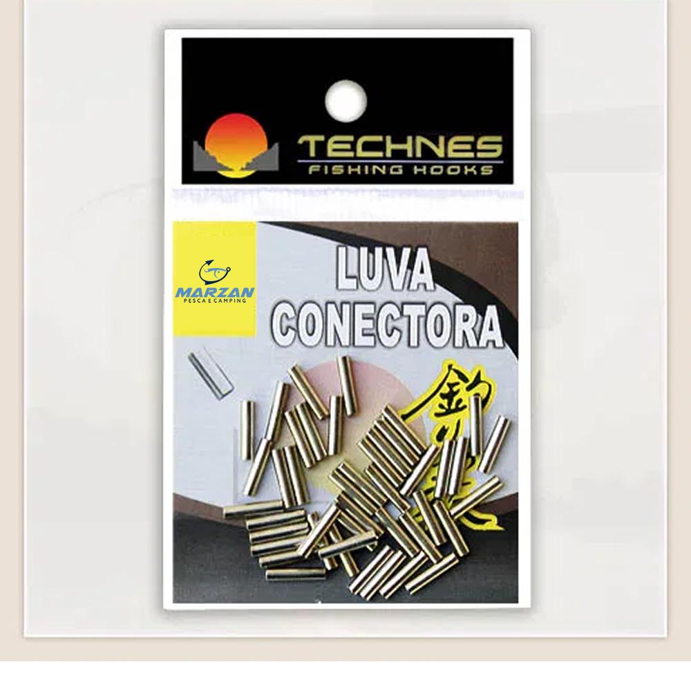 LUVA CONECTORA TECHNES - C/ 50 UNID