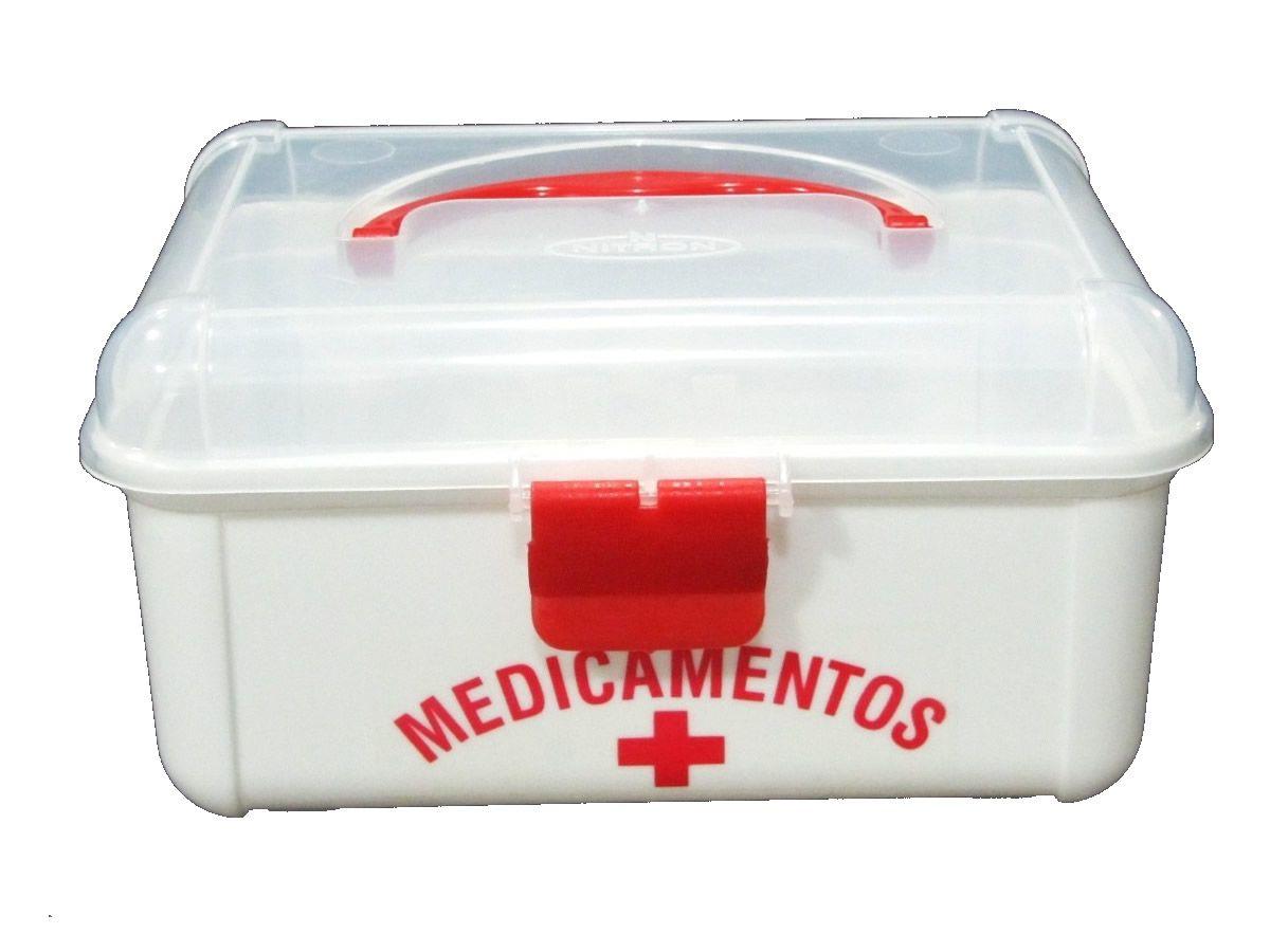 Maleta De Medicamentos Pequena