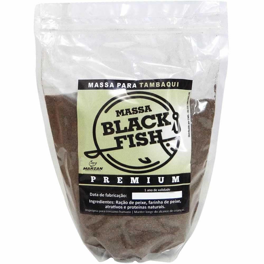 Massa Black Fish Premium - 500 gr