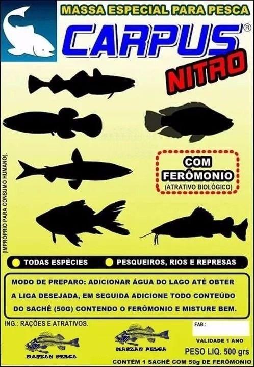 Massa Carpus Nitro