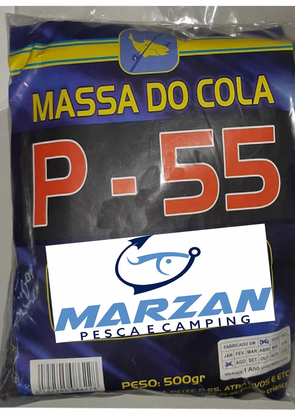 Massa do Cola - P 55 - 500 gr