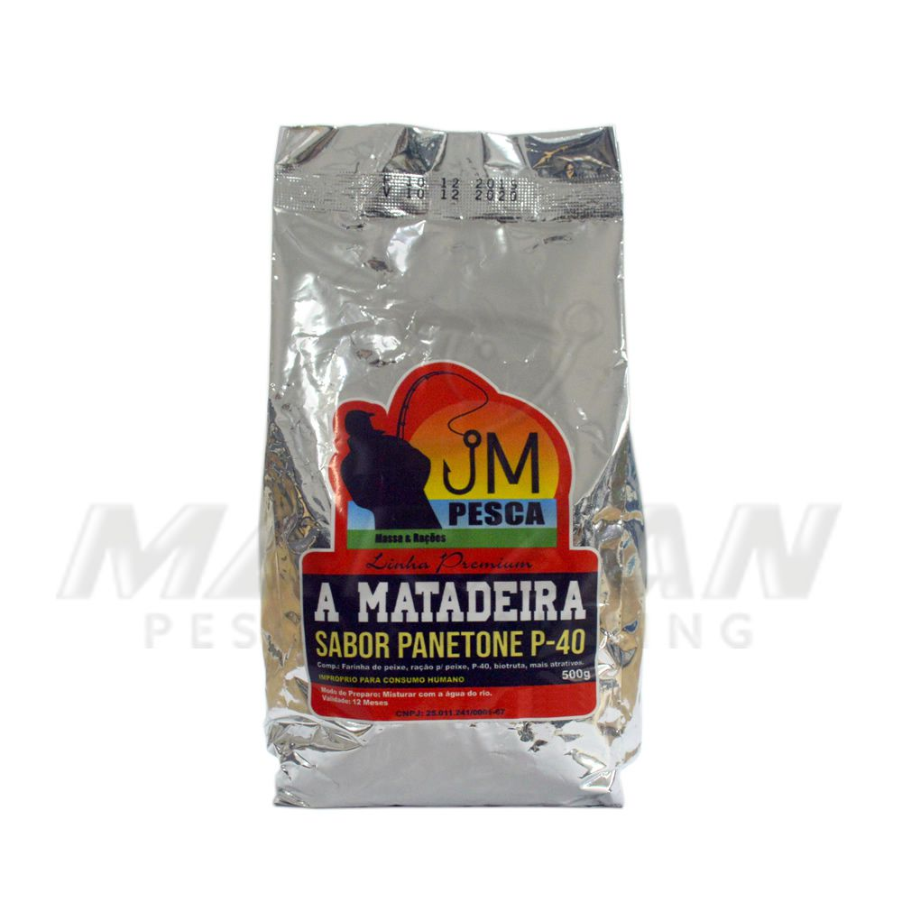Massa JM Pesca Premium 500 Gr