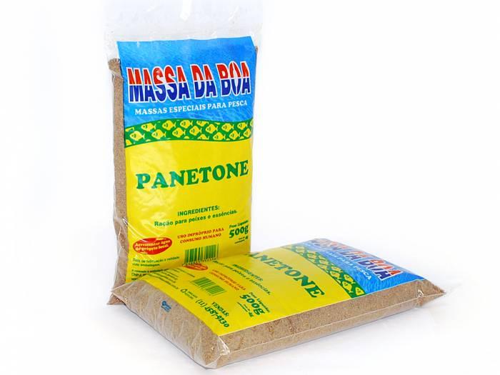 Massa Panetone da Boa - 500 gr