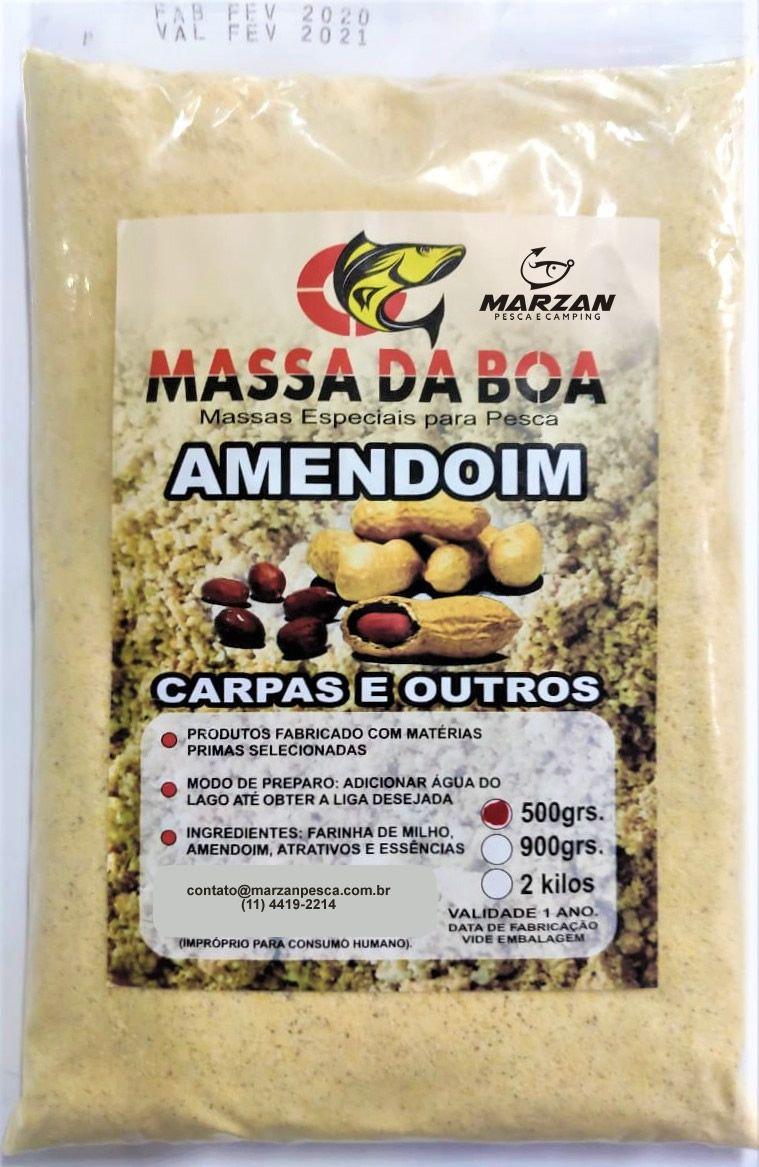 Massa para Carpa Da Boa - 500 gr