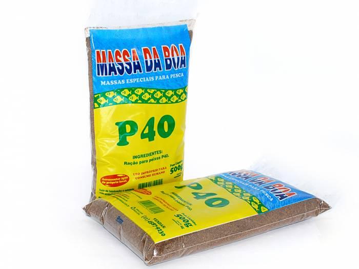 Massa Para Pesca Da Boa P-40  500 gr