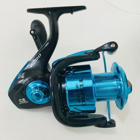 Molinete Maruri Lançamento Toro 8000 Pesca Pesada