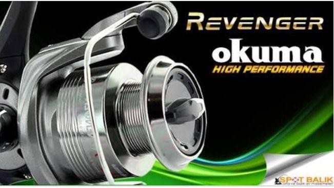Molinete Okuma Revenge RV 80