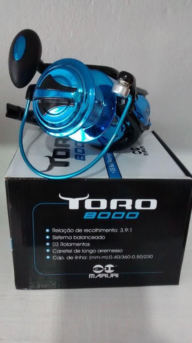 Molinete Toro Maruri 8000