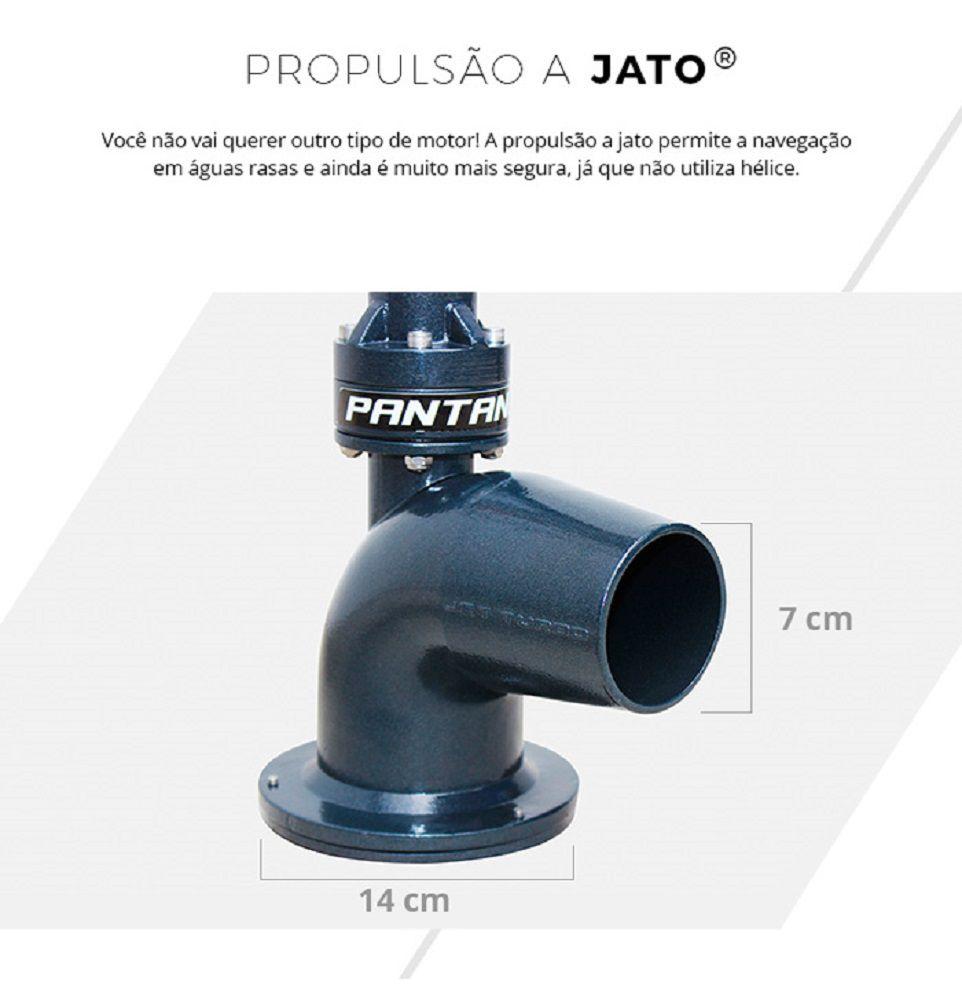 Motor Jet Turbo Pantaneiro